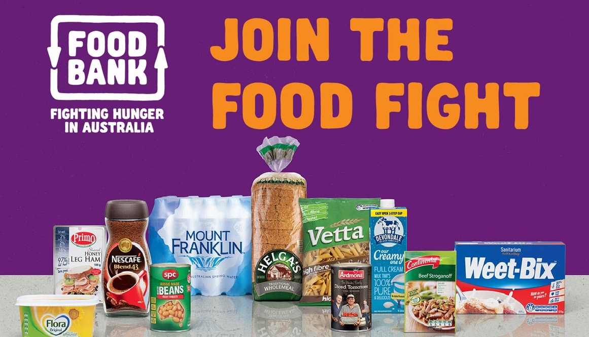 Join The Food Fight