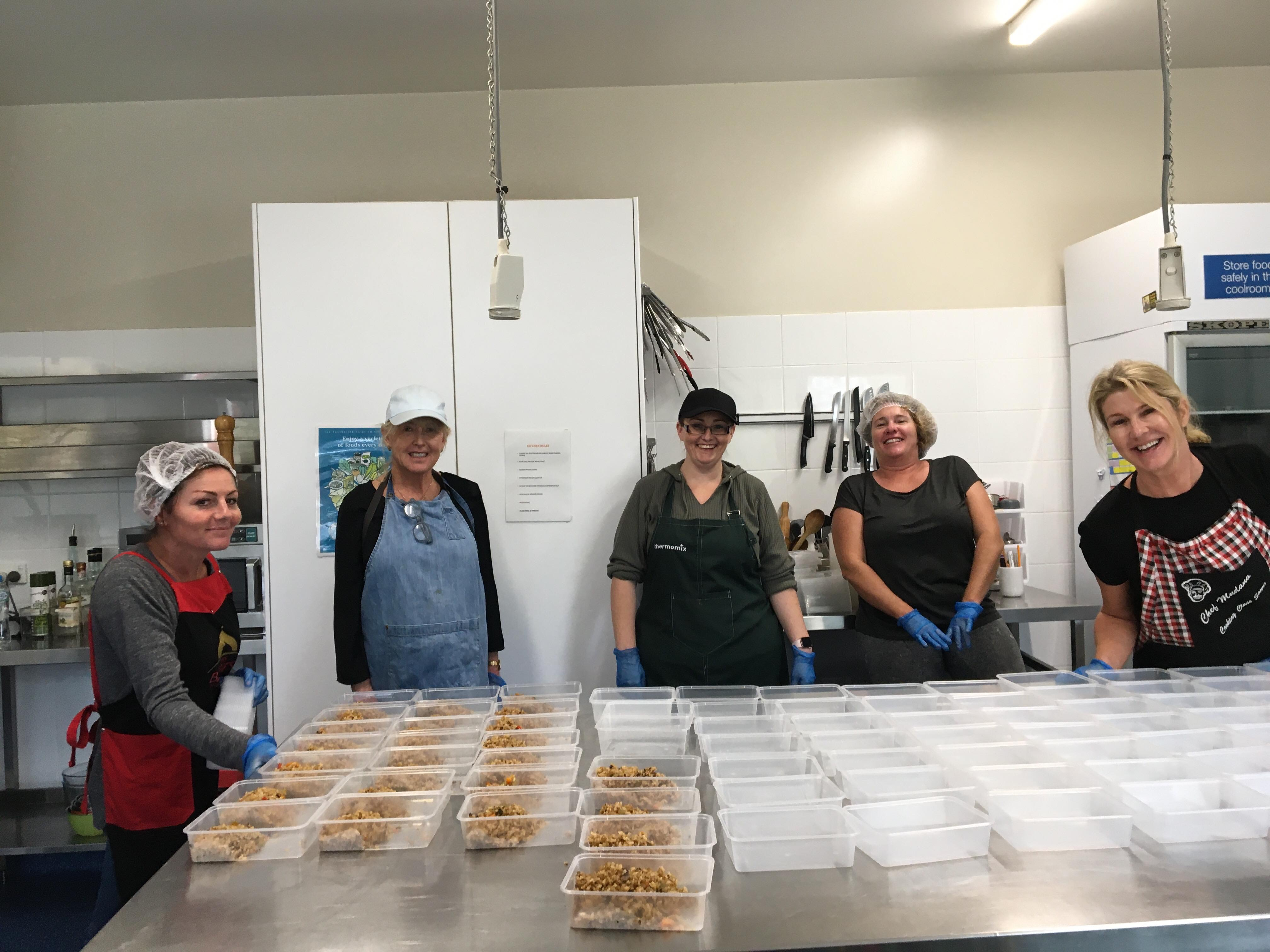 Helping Perth's Homeless